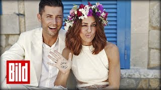 Vanessa Mai Heiratet Ihren Manager Wolkenfrei Auf Mallorca Youtube