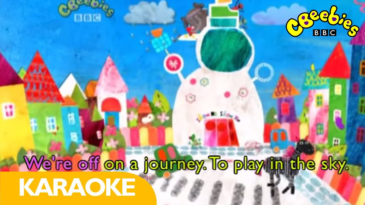 cbeebies  show me show me - karaoke theme song