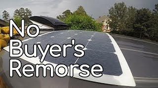 Buying Flexible Solar Panels From China