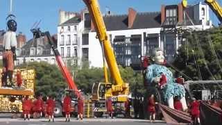 Les géants du Royal de Luxe 2014