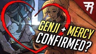 UPDATE: Tracer, Pharah, Genji, Mercy, and more! (Overwatch Lore & Backstory Analysis)