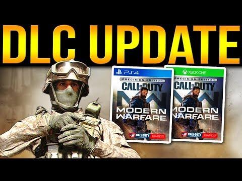 Modern Warfare - NEW RELEASE DATE! PREORDER EDITIONS! SEASON PASS UPDATE!