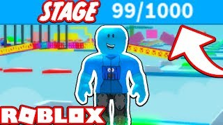 THIS OBBY HAS 1000 STAGES... *HUGE!! * (Roblox)