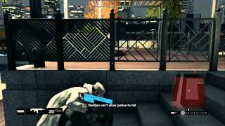 Watch Dogs White Hat Pack Shut Down Mission gameplay