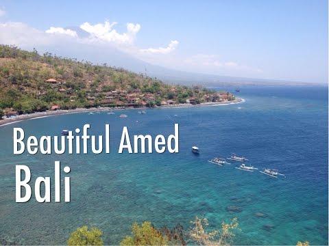 Beautiful Amed In Bali, Indonesia