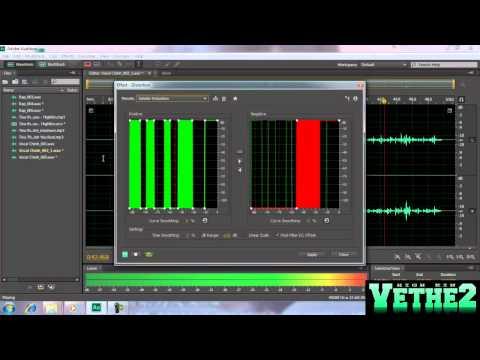 [Phần 3/3 - Phụ lục] Hướng dẫn cài đặt, thu âm với Adobe Audition CS6 bởi vethe2