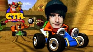 CRASH TEAM RACING! - [LuzuGames]