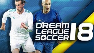 Dream League Soccer 2018 Android Gameplay thumbnail