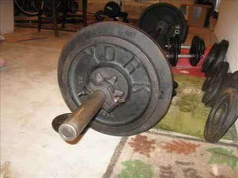 Barbell Museum Part 1 Youtube