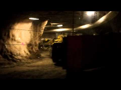 4000 Feet Below Ground: Zinkgruvan Mining Complex Part 09: Going Down Again!