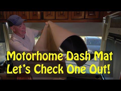 Motorhome Dash Mat!