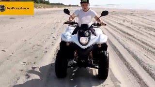 Детский квадроцикл Baltmotors Jam 100
