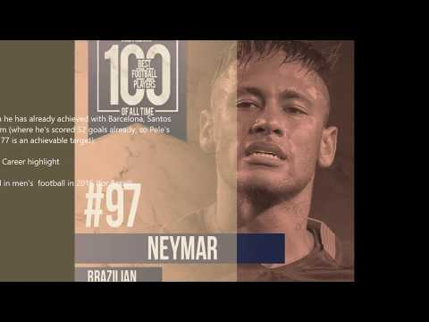 The Best Football Players of All Time 100 91