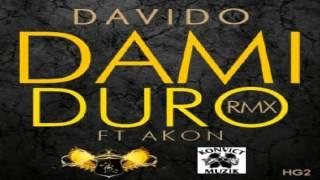 Davido ft. Akon -- Dami Duro (Remix)