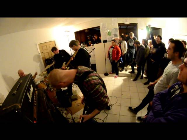 Violent Outburst - 2/1/2013 @ The Danger Room (Full Set)