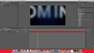 Coming Soon 好萊塢片頭效果教學 After effects Tutorials
