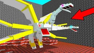 100,000 TNT VỚI THE KING - Chúa Tể Loài Rồng Minecraft