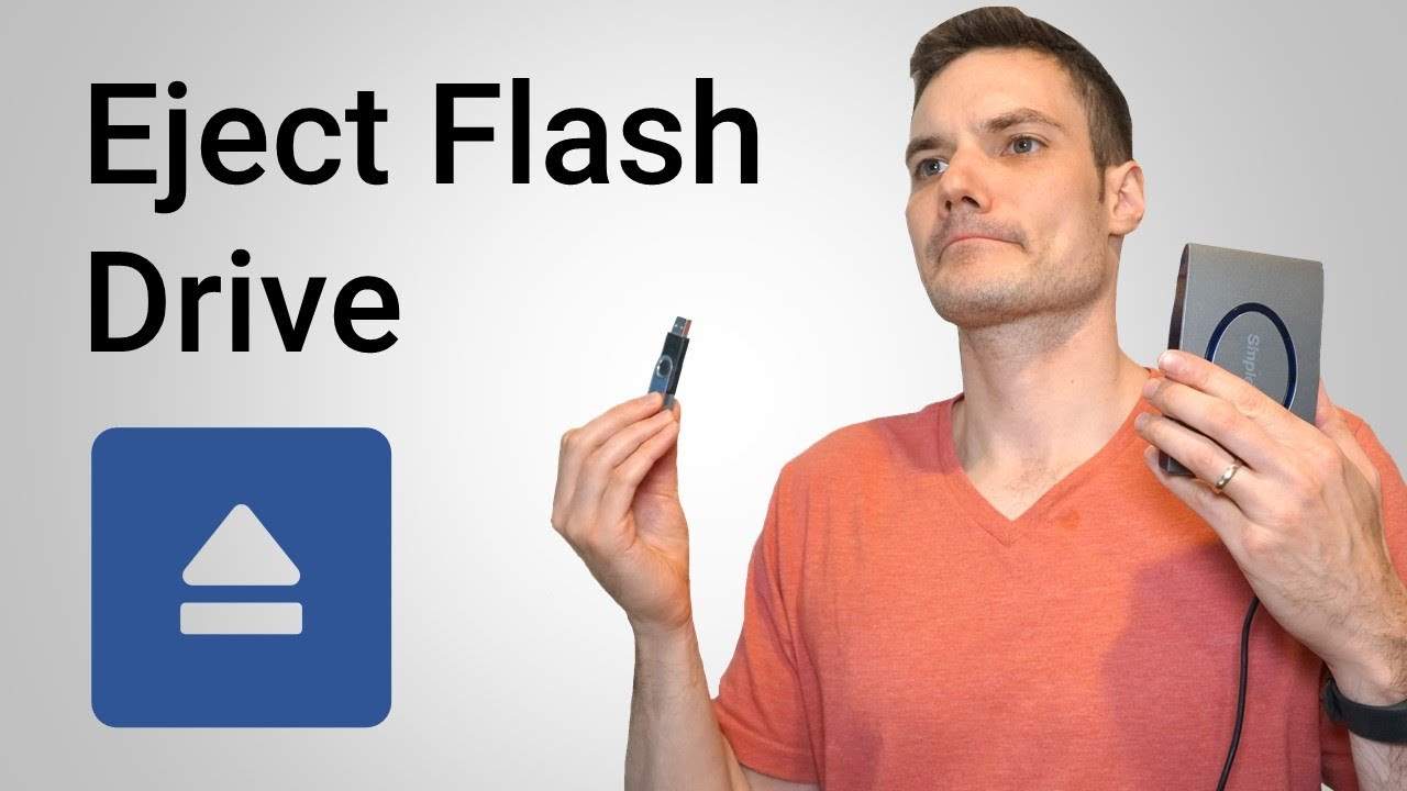 How to Properly Eject USB Flash Drive on Windows 10 PC