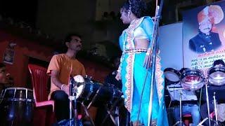 आंबा तोतापुरी | Amba Totapuri Lavani at Chandan Kamble Birthday Program Seema Pote Live