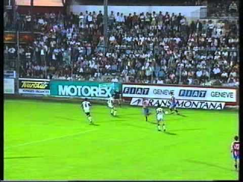 Coupe Suisse 1/2 Final 19.05.1992 Servette FC - Lugano 2:2 (1:2) 2:4 [n.V.]
