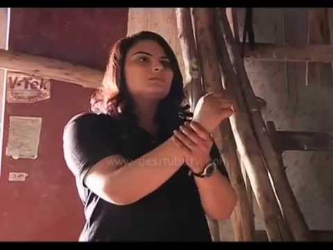 The Indian Film Actress Tanya Abrol Is Now Shown In CID