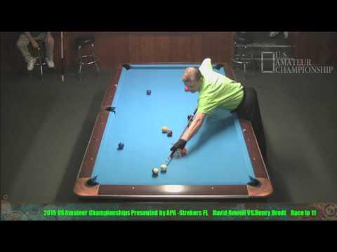 2015 US Amateur Championship Finals Henry Brodt VS  David Rowell