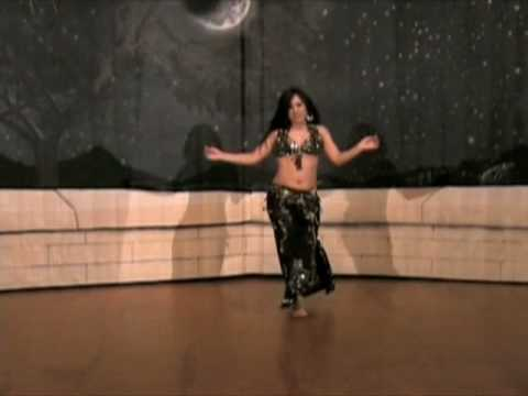 Adrienne Belly Dancing at Casa De Luz