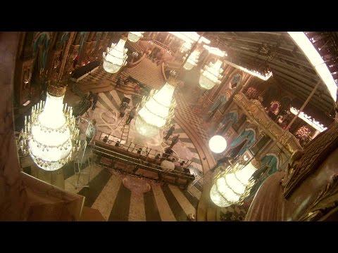 Kopciuszek na Blu-ray i DVD - kulisy filmu: Sala balowa