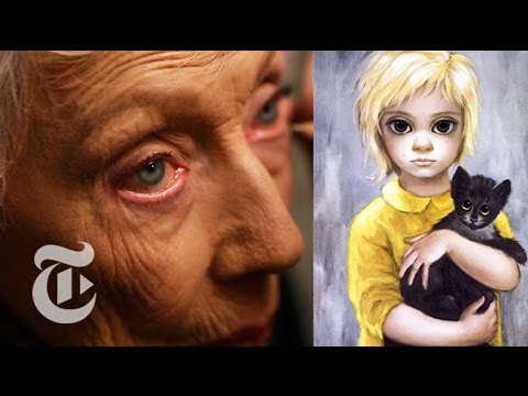 Big Eyes, Big Lies | The Carpetbagger | The New York Times