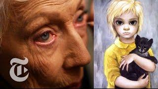Big Eyes, Big Lies   The Carpetbagger   The New York Times