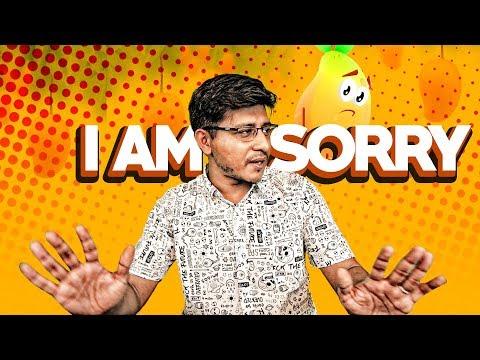 I Am Sorry || Shamim Hasan Sarkar || Abashik Hotel Issue