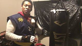 Power Force Martial Arts Lesson Rib Combo, Jedi Prince