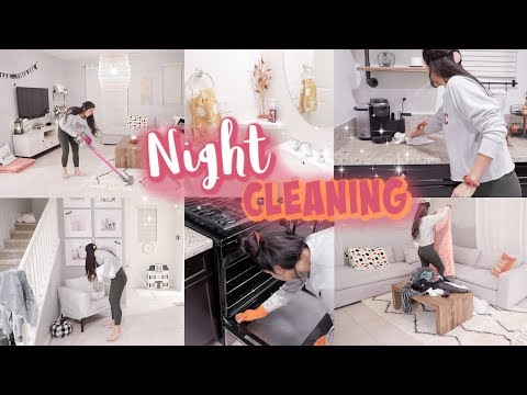CLEAN WITH ME! *RELAXING* CLEANING MOTIVATION