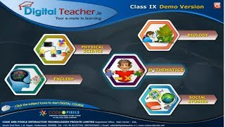 digital teacher econtent class ix mathematics activity 3 constructing the square root spiral