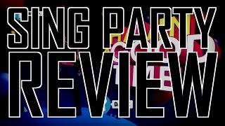 Sing Party review