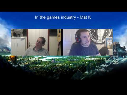 In The Games Industry - An Interview With (ex-Mod) Mat K!