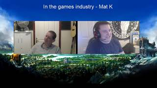 Cover images In the Games Industry - An interview with (ex-Mod) Mat K!