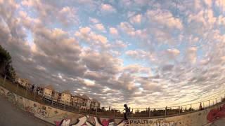 Stellio Sakellarides 13 years old skater