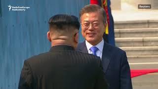 North Korean Leader Makes Historic Visit To South Korea