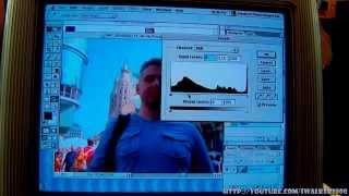 ИТ-музей: обзор первого компьютера Apple в линейке iMac - G3 Bondi Blue(, 2014-06-21T20:21:07.000Z)
