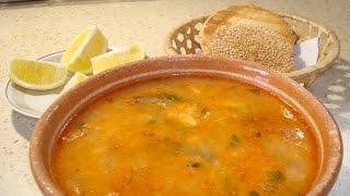 Рыбная чорба (суп, уха) с форелью  Это необычайно вкусно и просто