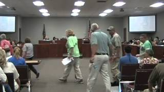 Coffee County Board Of Commissioners Meeting 06-09-2015