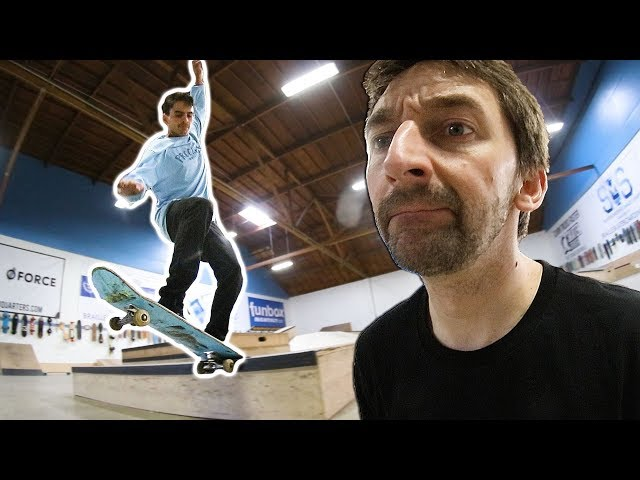 CARLOS LEARNS TRICKS TOO FAST! ft  AARON KYRO