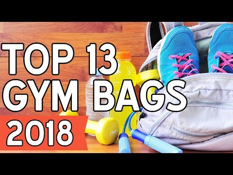 13 Best Gym Bags 2018