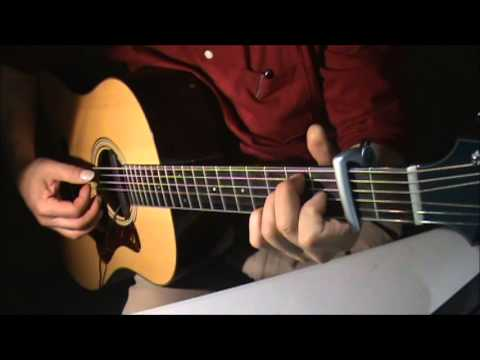something in the way she moves-james taylor- acoustic guitar- chords ...