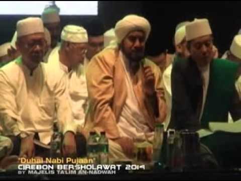 Duhai Nabi Pujaan - Habib Syekh in Cirebon Bersholawat 2014