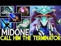 Midone [Leshrac] Call Him The Terminator 100% Counter Pick 7.22 Dota 2