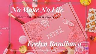 NMNL 📦 Korean and Japanese beauty box subscription | Evelyn Randhawa |