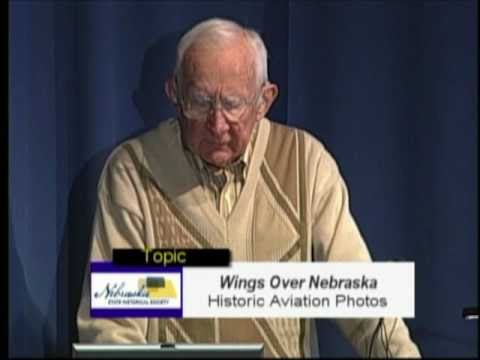 Wings Over Nebraska - Stories and Photographs of Nebreaska's Aviation Heritage by Vince Goeres
