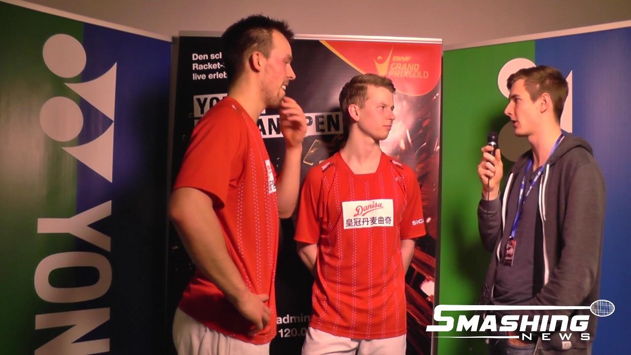 Kim Astrup und Anders Skaarup Rasmussen im Interview